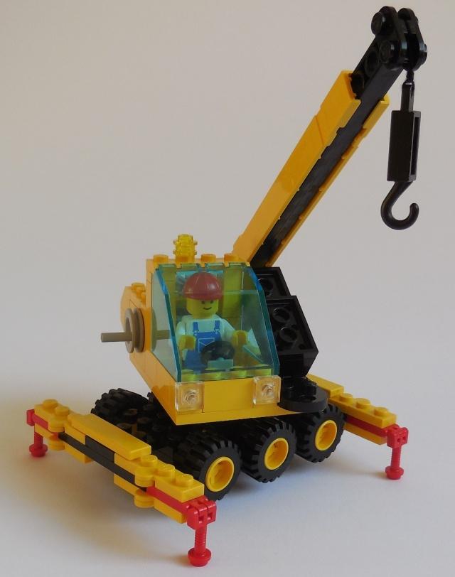 Lego crane 7