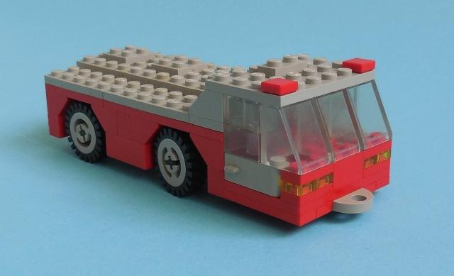 Lego 722 MOC 1