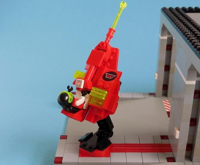 Lego M-tron Moc 11