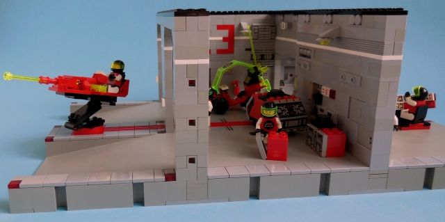 Lego M-tron Moc 6
